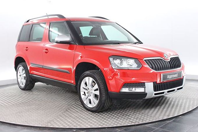 SKODA YETI OUTDOOR Outdoor 2.0 TDi SE L Manual